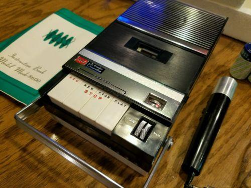 ross-cassette-tape-recorder