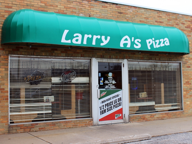 Larry-As-Pizza