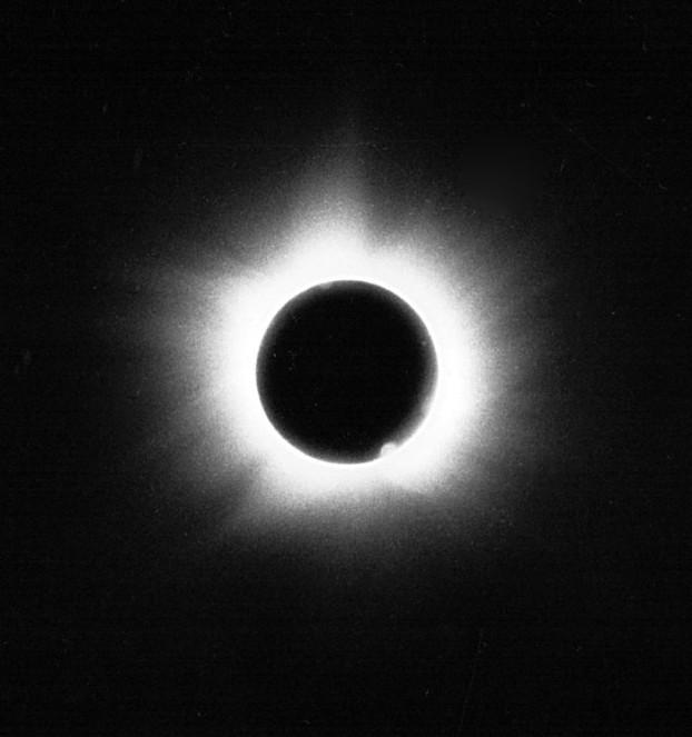 1970 eclipse